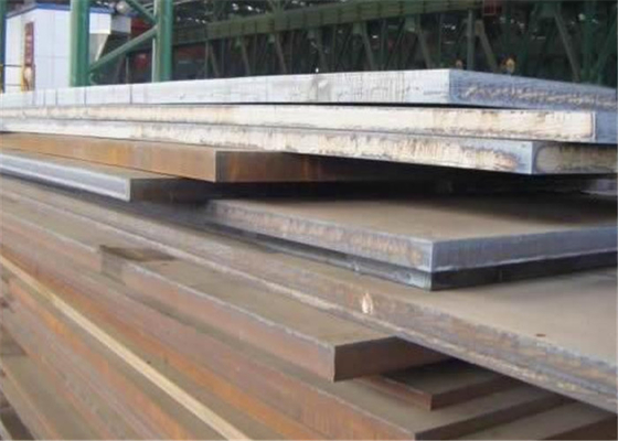 High Strength AH32 DH32 Hot Rolled Mild Steel Plate Ship Building Plate