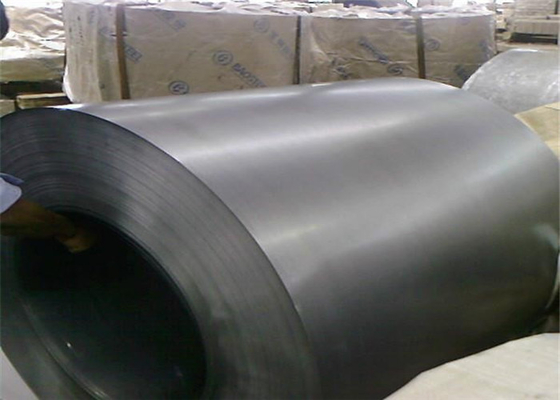 Cold Rolled Stainless Steel Coil / Anti Corrosion Galvalume Steel Coil