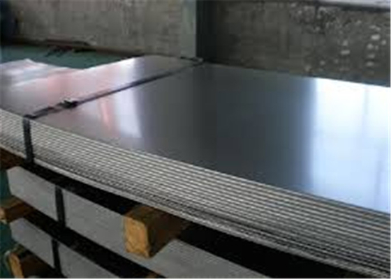 Customized Thickness Hot Rolled Steel Sheet High Temperature Resistant